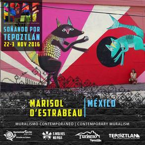 IPAF2016 Tepoztlán, MX.