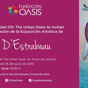Solo Exhibition | Galería Oh! Cancún Centro