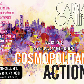 Art Exhibition at Cadena Gallery, New York, NY