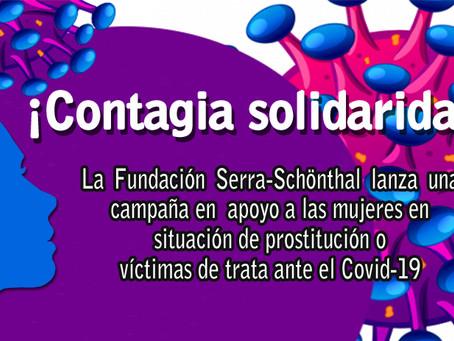 Nueva campaña en favor de las mujeres en prostitución y trata ante el coronavirus