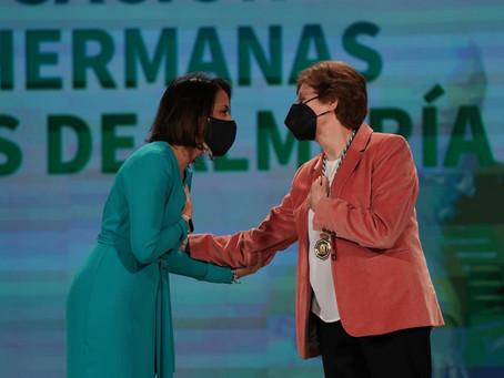Merecida medalla para el Proyecto Oblatas Almería