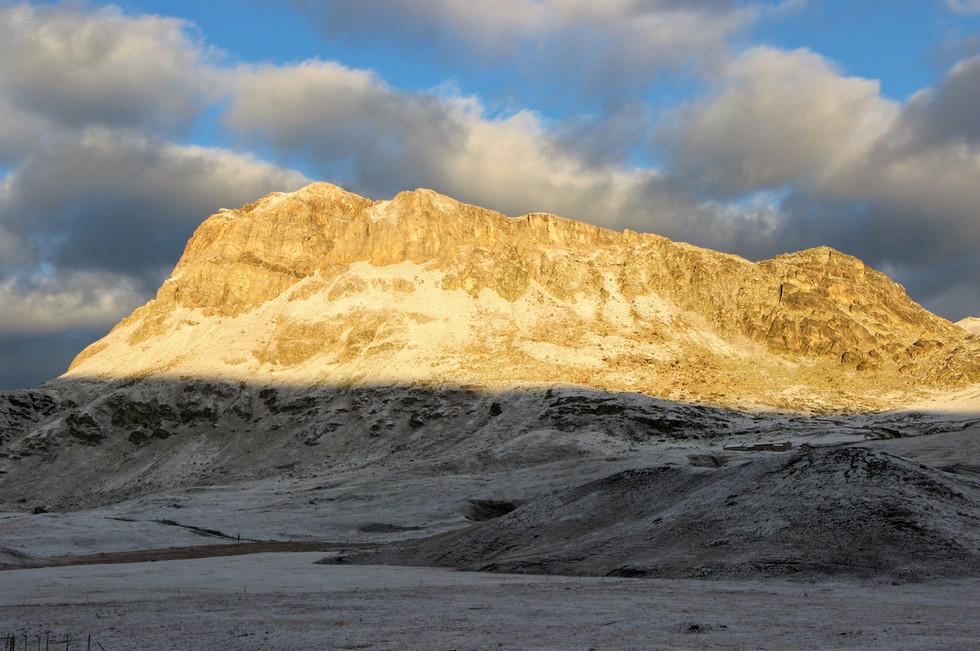 La pointe de Bellecombe (2755 m)