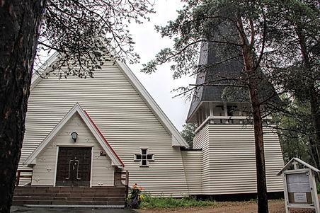 Eglise d'Inari