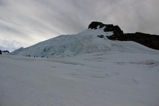 La pyramide Vincent (4215 m)