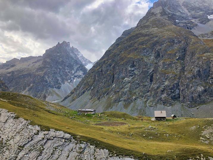 Refuges l'Alpe de Villar d'Arène et de Chamoissière
