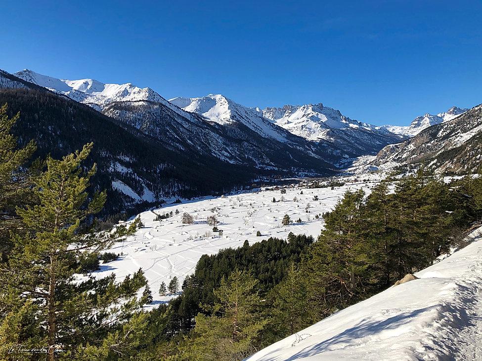 Névache (Vallée de la Clarée, Hautes-Alpes)