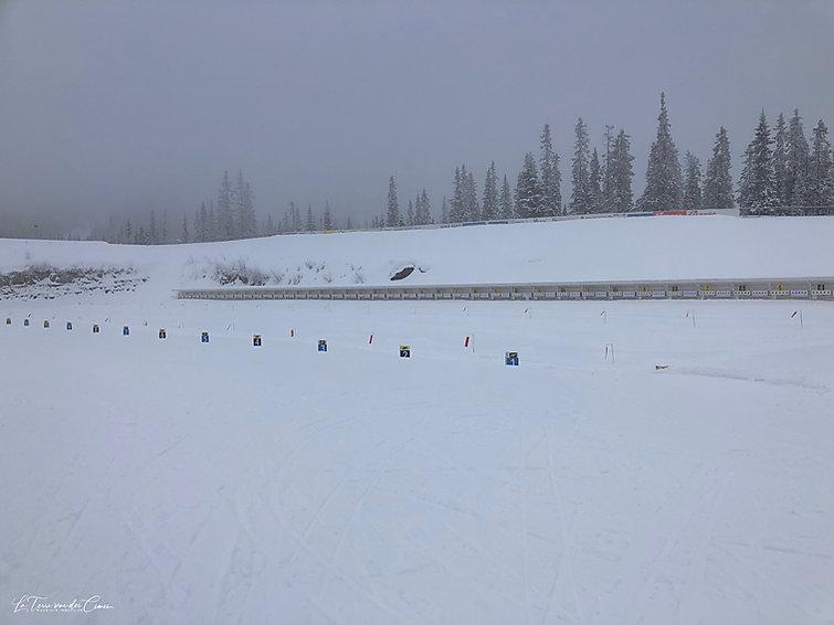 Sjusjøen Skistadion Natrudstilen