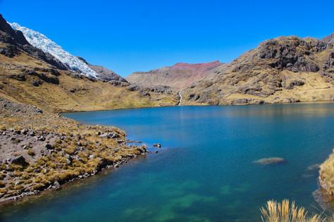 Jatun Pucacocha (4850 m)