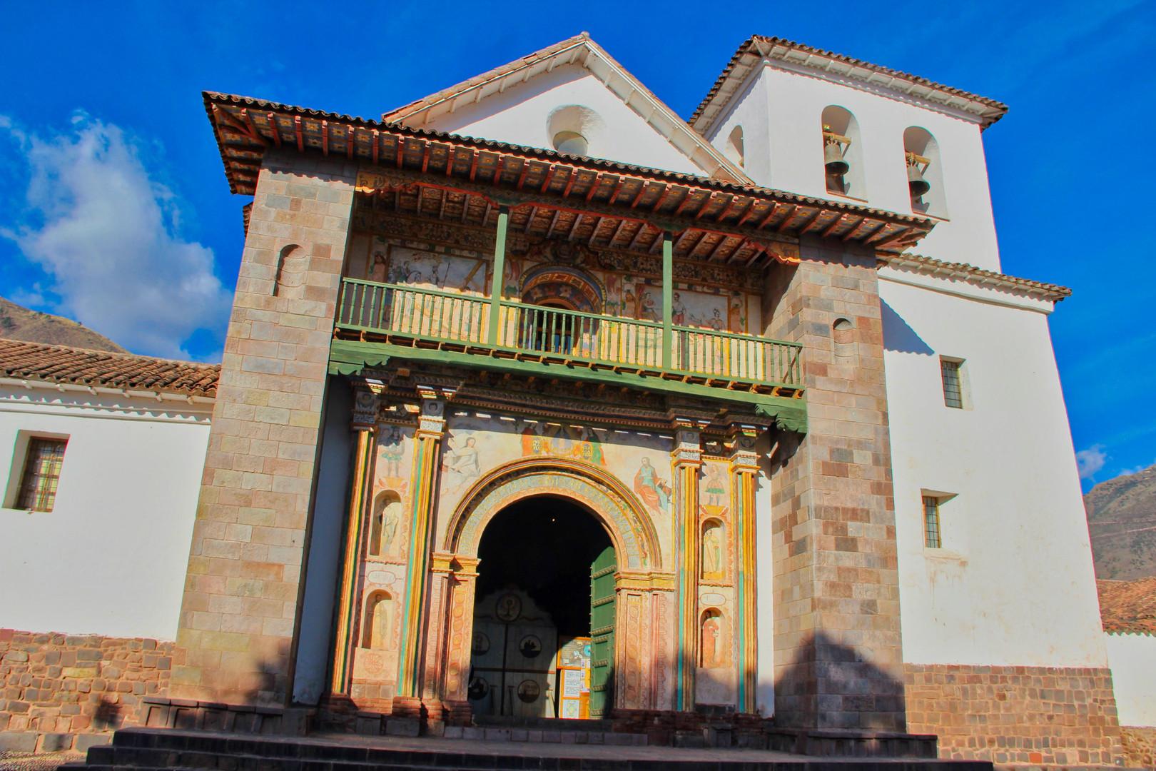 Chapelle d'Andahuaylillas