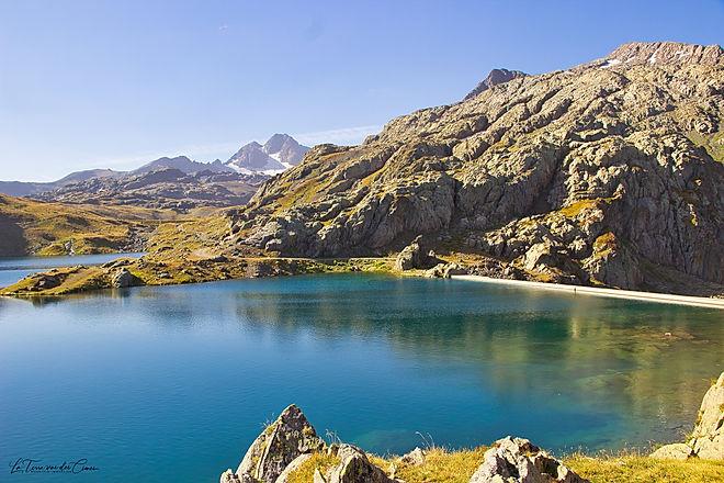 Lac Bramant (Grandes Rousses)