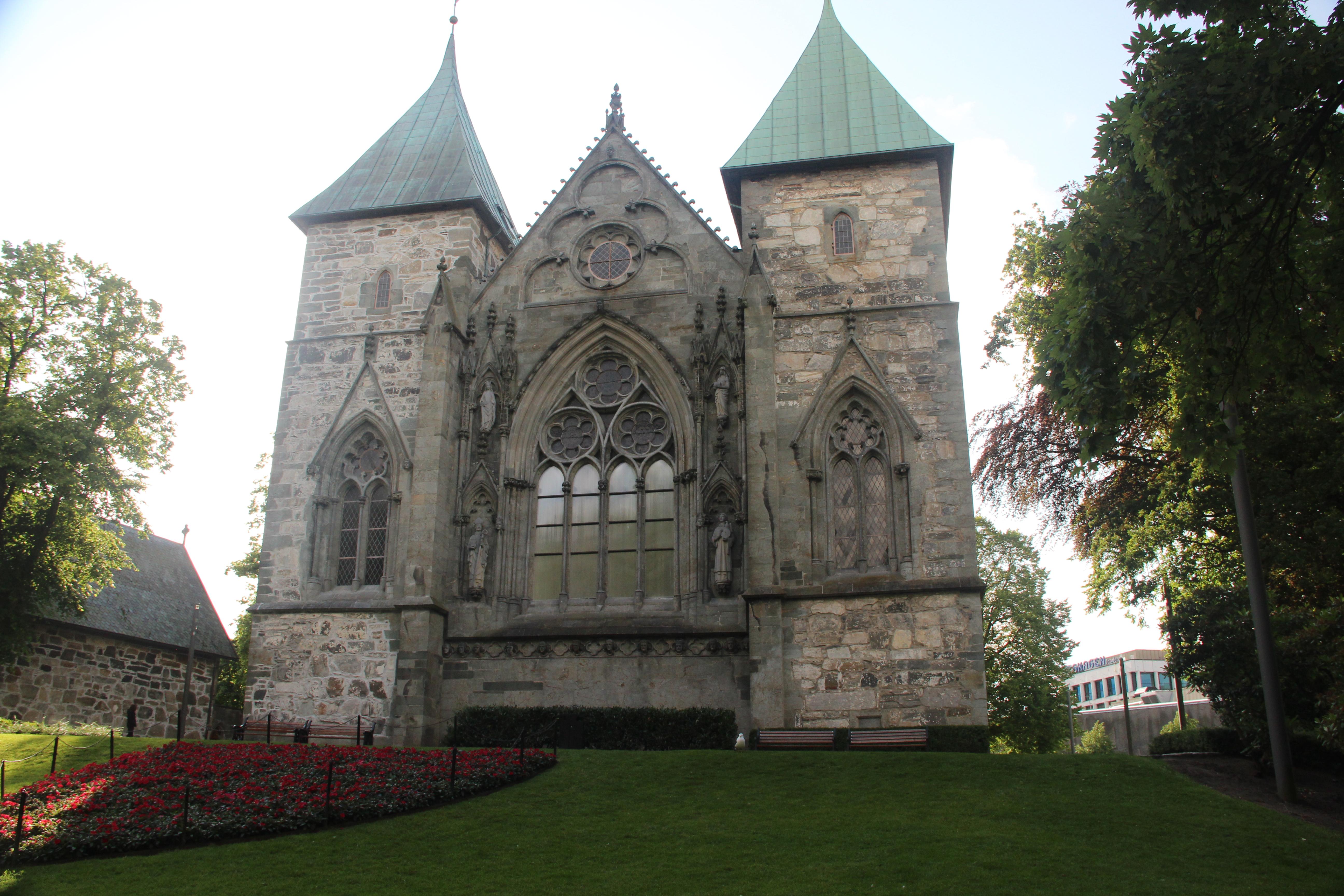 La cathédrale de Stavanger