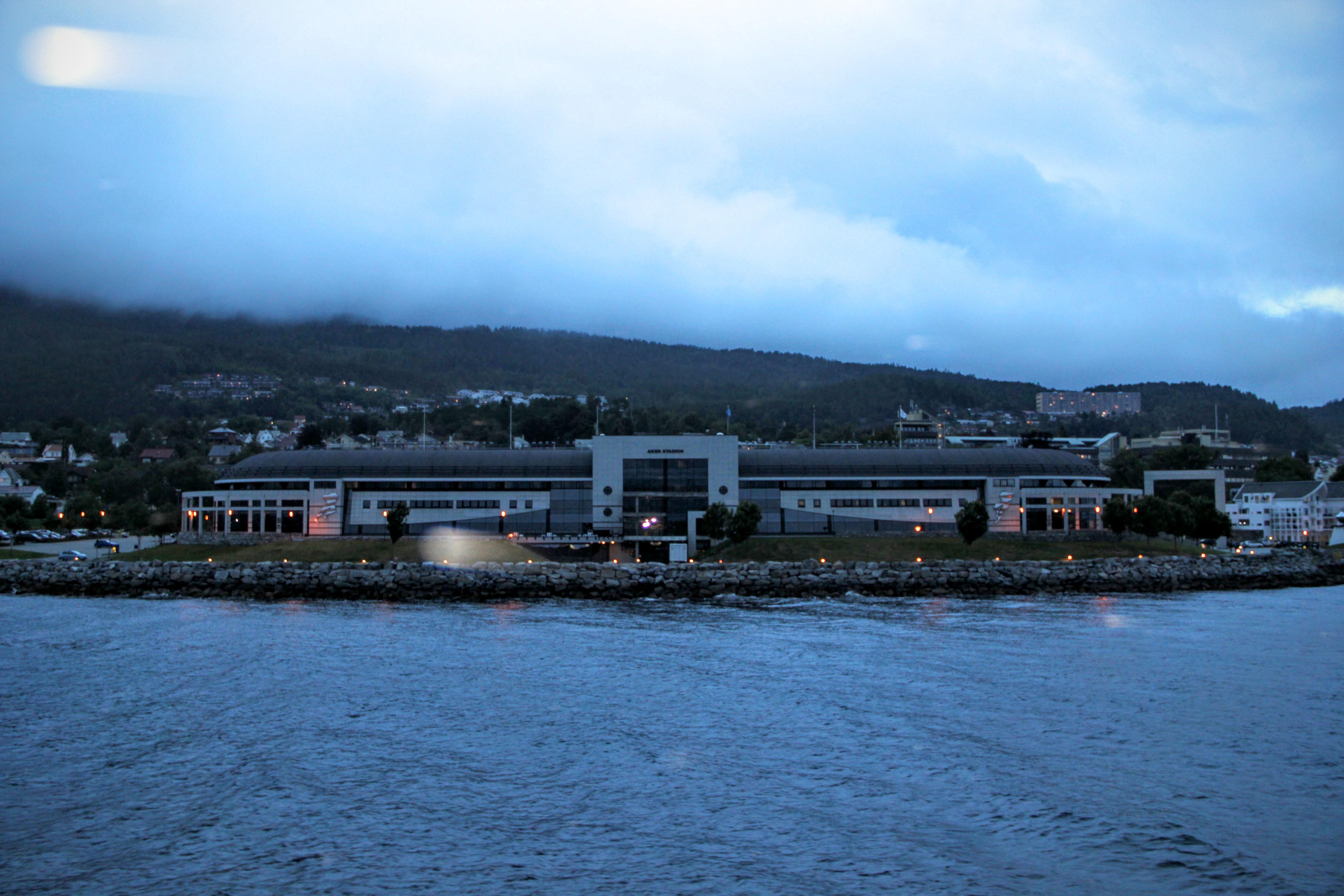 Le stade Aker de Molde