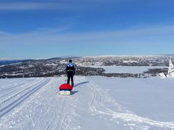 Sjusjøen (Norvège)