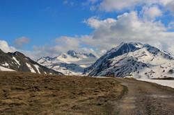 Gd Sauvage et glacier de St-Sorlin