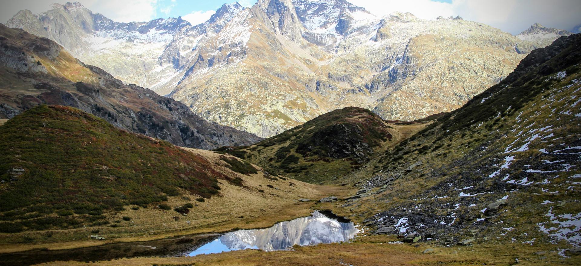Alpes ou Patagonie