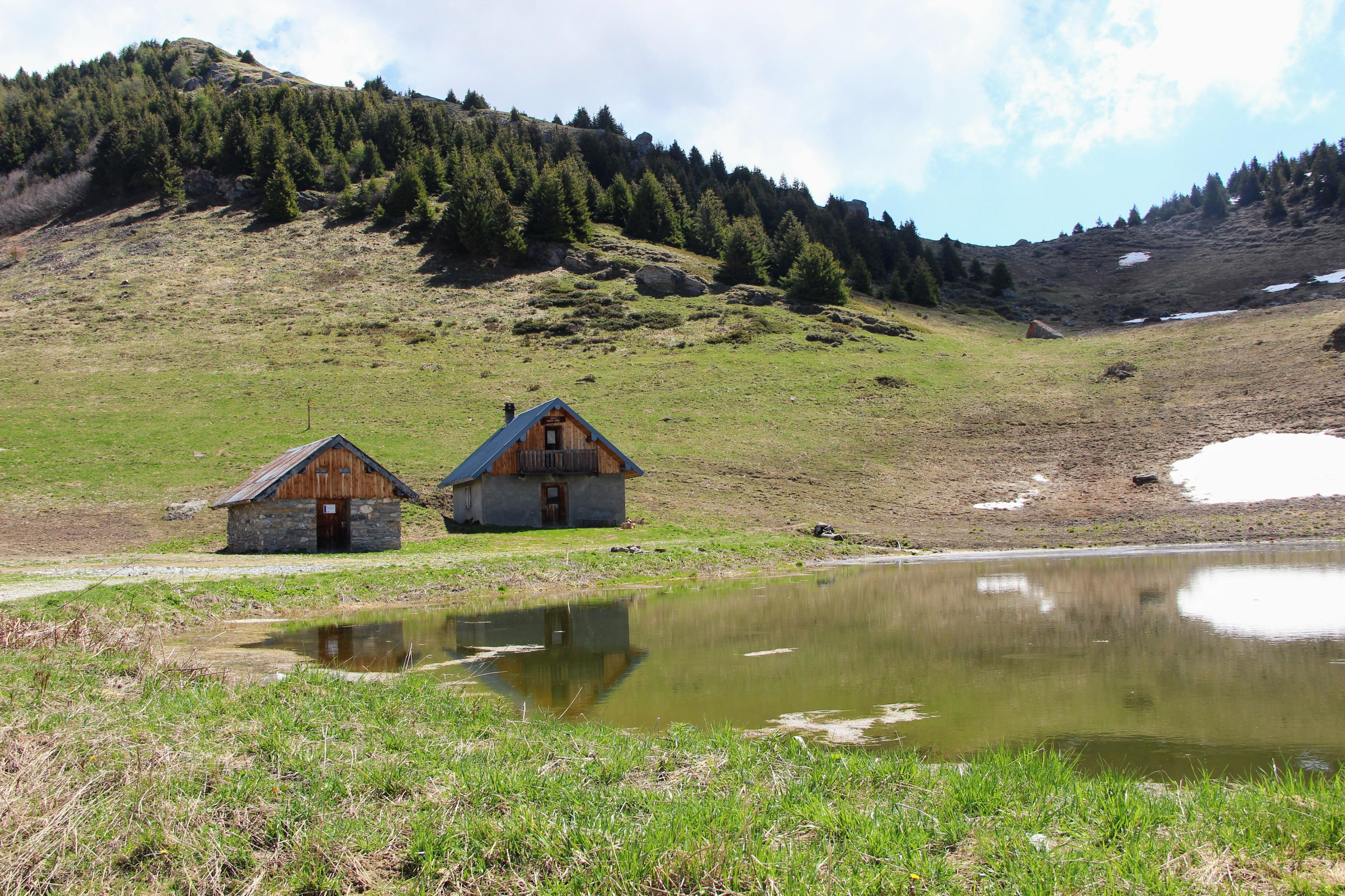 Le lac de Bozon