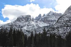 Le massif du Cristallo