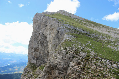 La Grande Soeur Agathe (2193 m)