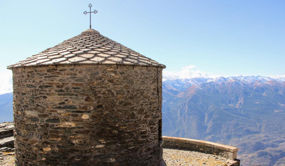 La chapelle de Ca' d'Asti