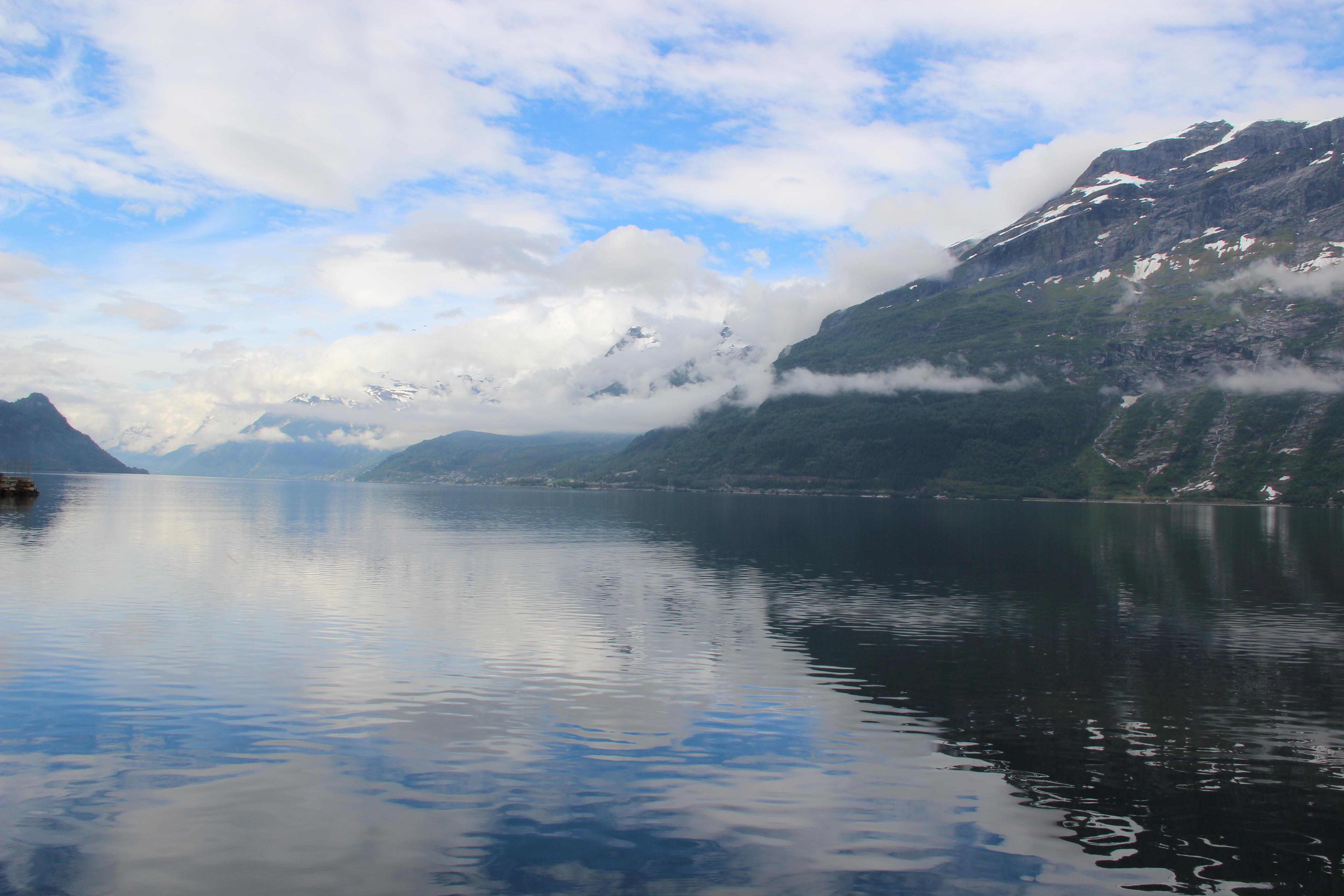 Le Hardangerfjord