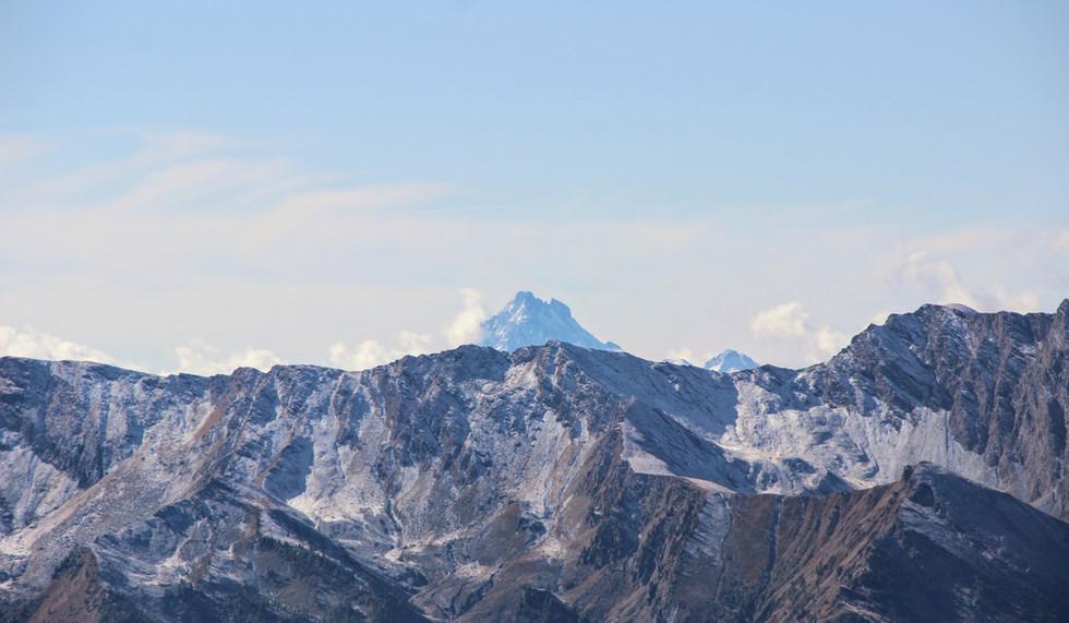 Le mont Viso (3841 m)