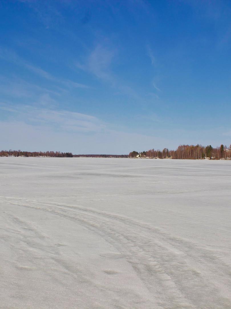 Sur le fleuve Kemijoki