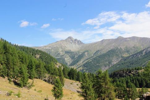 La Tête de Pelvas (2929 m)