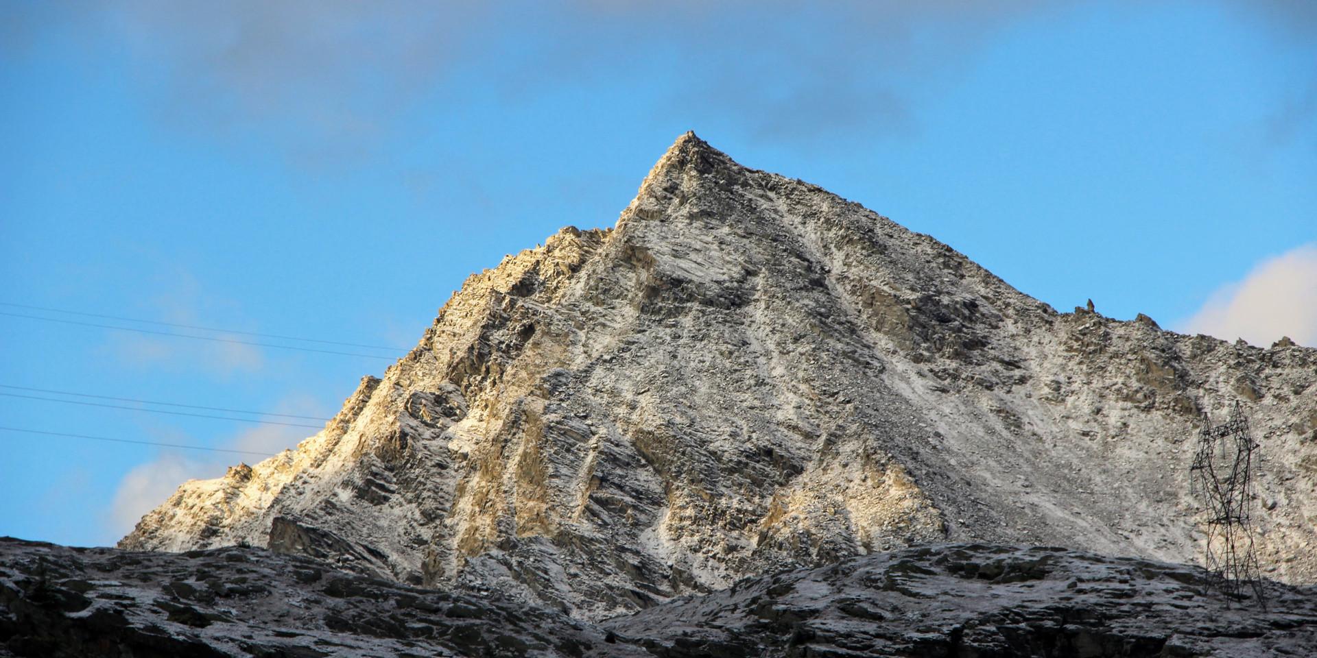 La Roche d'Etache (3088 m)