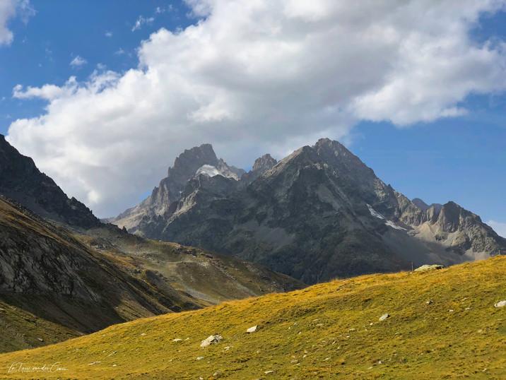 Le Pic Gaspard (3883 m)