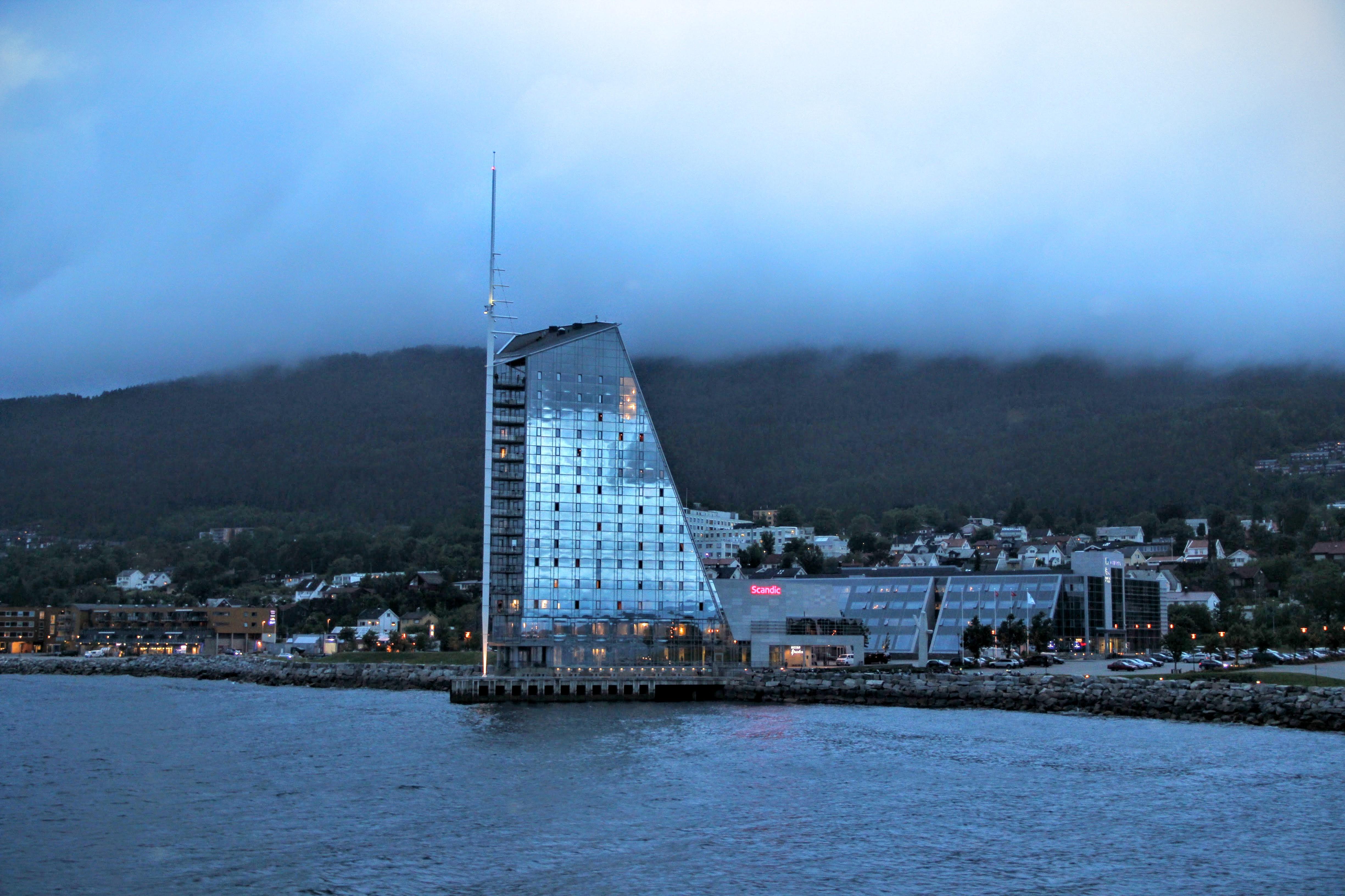 L'hôtel Scandic de Molde