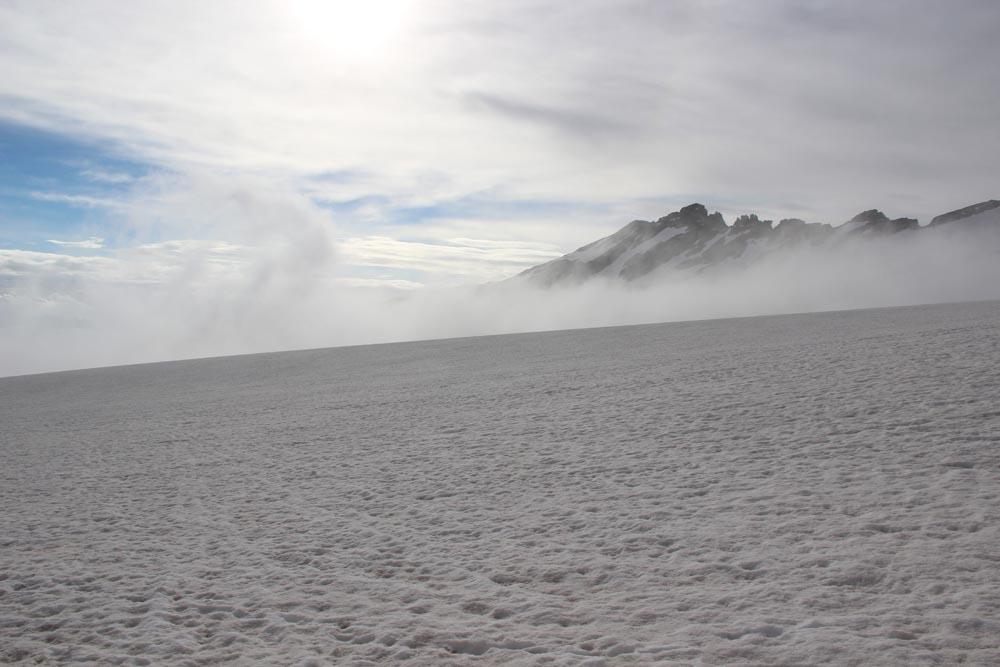 Ambiance de haute montagne