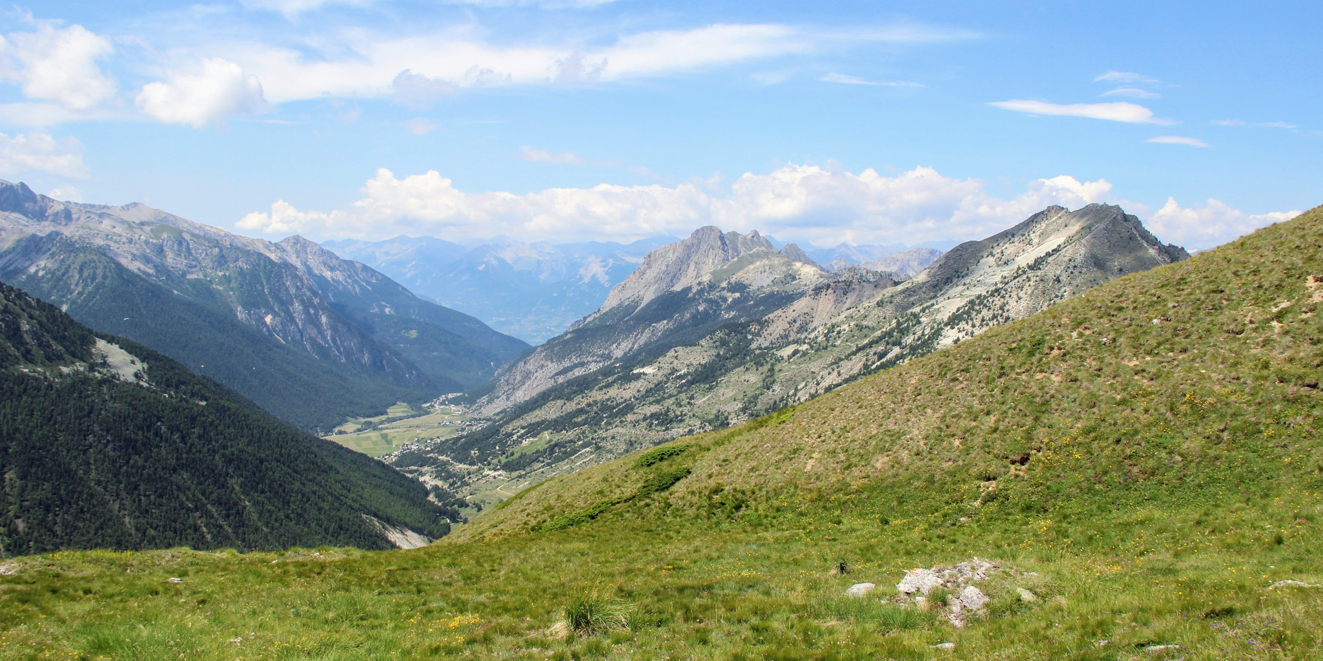 La vallée de Ceillac