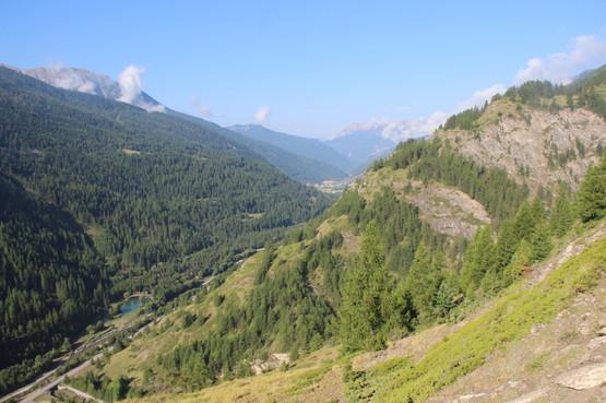 La vallée du Guil