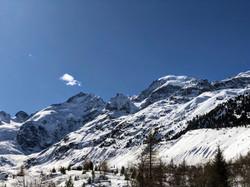 Le Piz Bernina (4049 m)