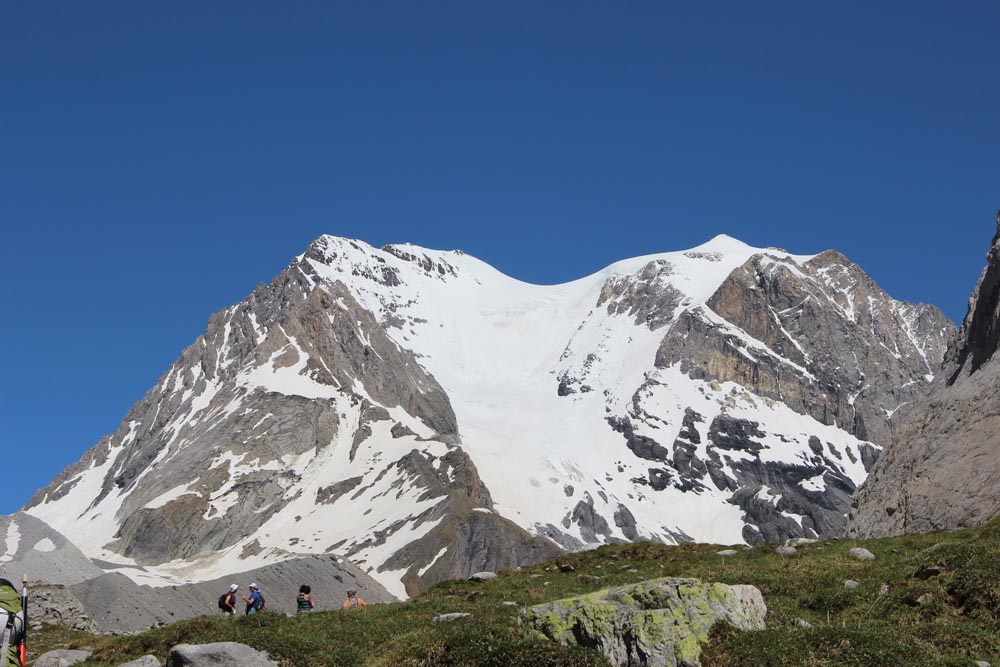 La Grande Casse (3855 m)