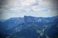 Le mont Aiguille (2087 m)