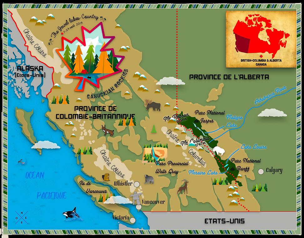 Canuckian Rockies