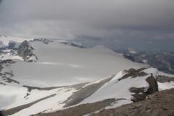 Le glacier de la Roche Ferran