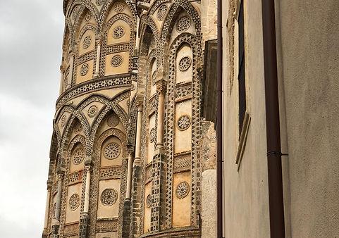 Cathédrale de Montreale (Sicile)