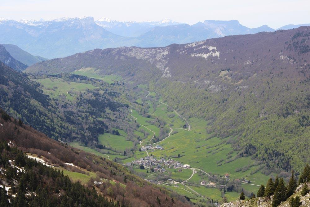 La vallée des Aillons