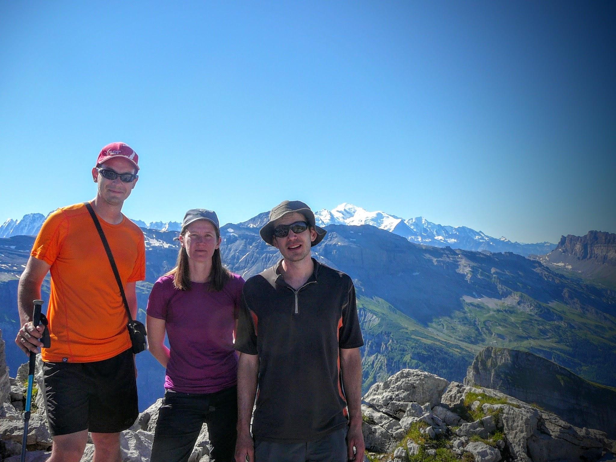 Nathalie, Grégory et ma pomme