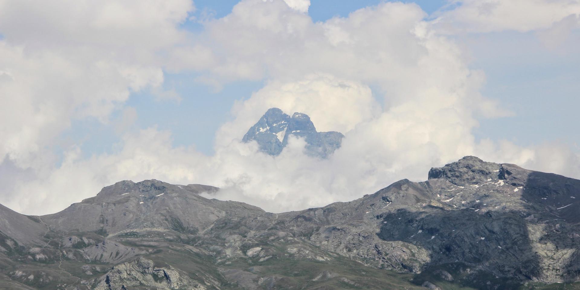 Après la reine, le roi Viso (3841 m)