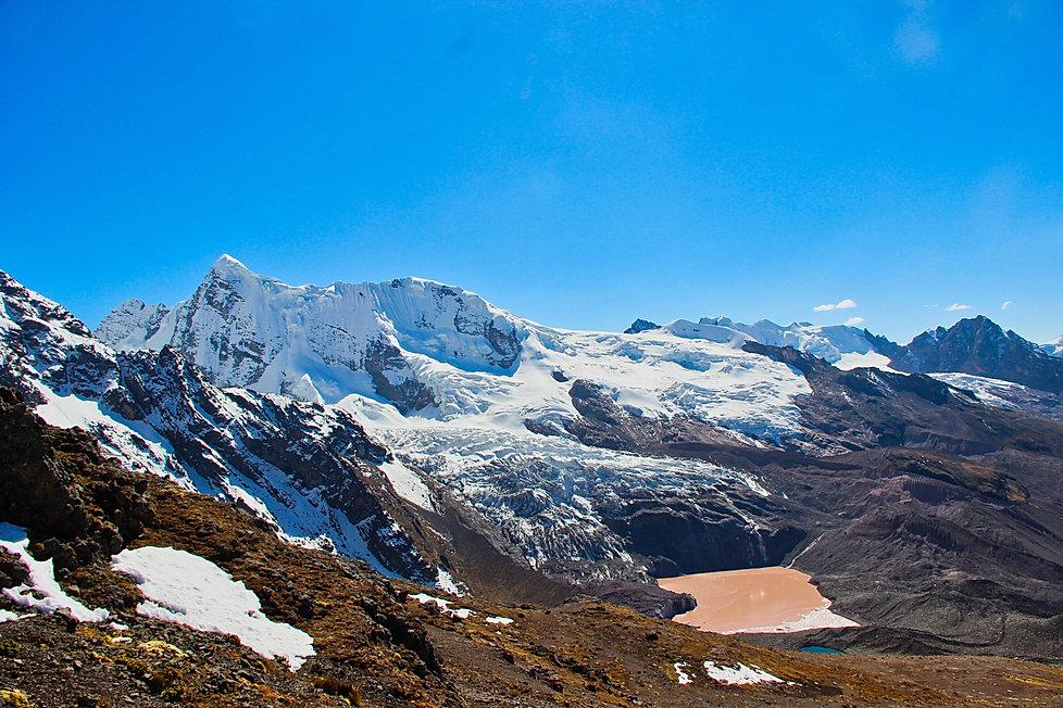 Massif de l'Ausangate (Pérou)
