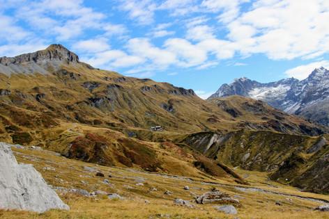 La pointe d'Anterne (2733 m)
