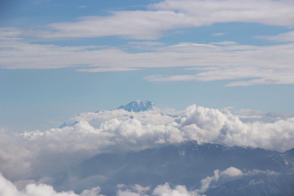 Le seigneur Mont-Blanc