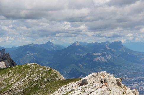 Le massif de la Charteuse