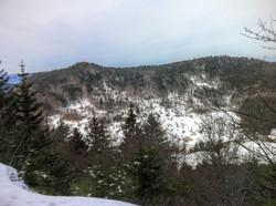 Les montagnes de l'Ain.