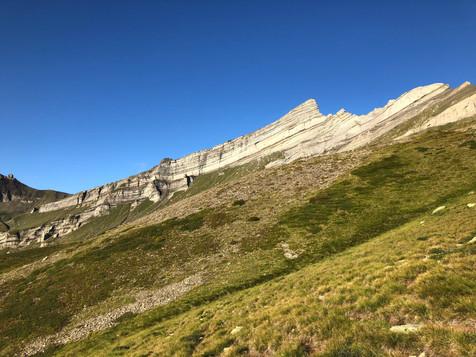 Le Pic du Tourond (2743 m)