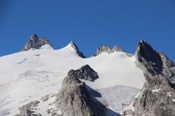 L'aiguille du Tour (3542m)