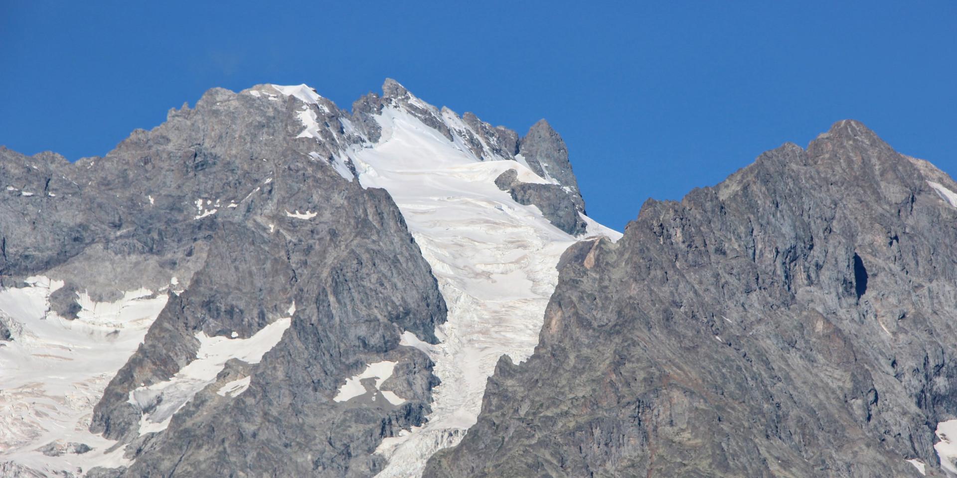 La reine Meije (3973 m)